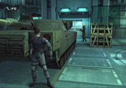 The First Time I Ever Played Metal Gear Solid