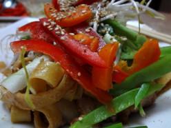 Spicy Szechuan Dan Dan Noodle Recipe