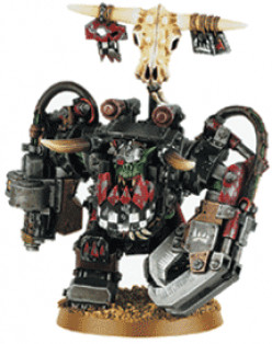 Orks in 6th Edition Warhammer 40k