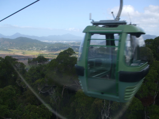 Kuranda / Cairns Sky Rail