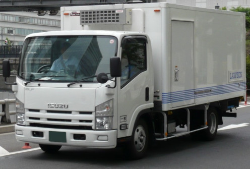 Isuzu trucks have become popular in America, but 18-wheelers still lead. Many truck driving positions are connected with CDL training.