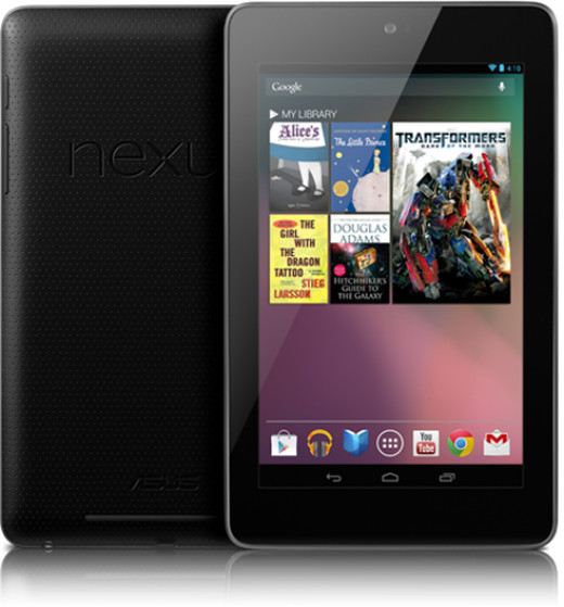 The New Asus Nexus 7 From Google
