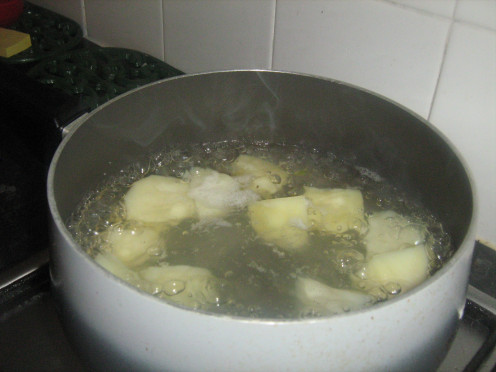 Boil for 20 minutes