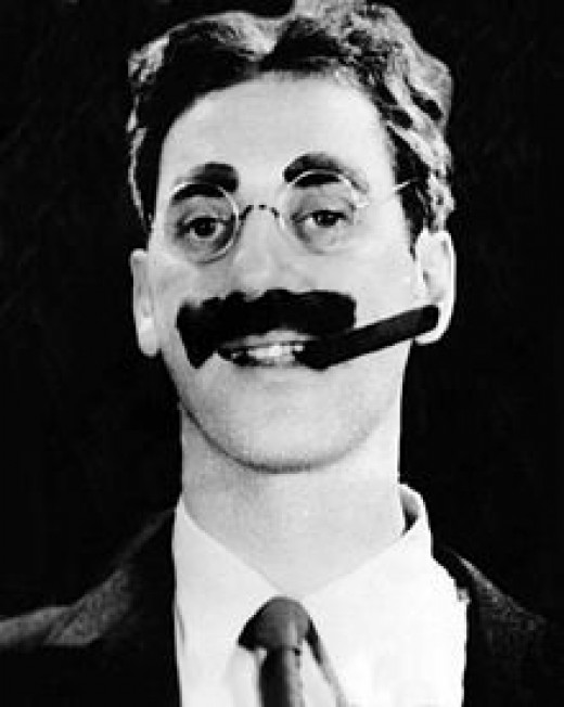 What does Groucho Marx have to do with P90X? Get to the end of the workout and find out!