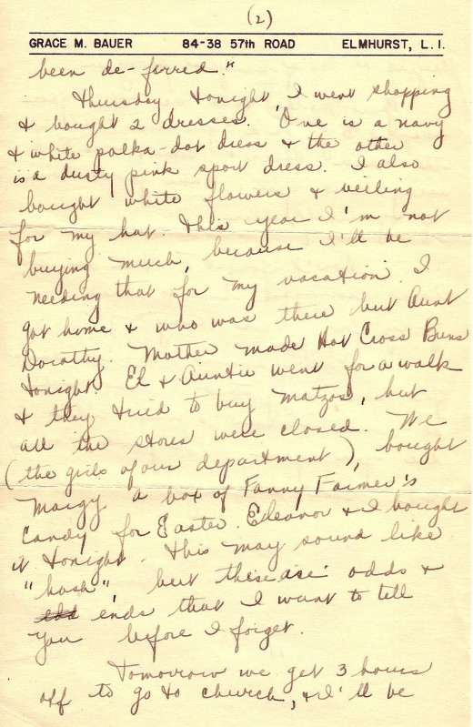 Scan Of Actual Letter