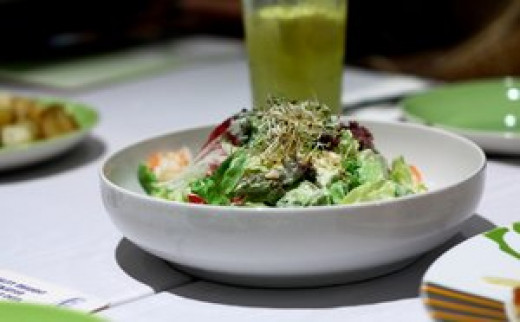 Salads are always good choices when watching your weight.