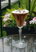Chocolate Dessert Martini