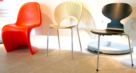 Danish Design Center chairs