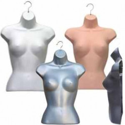 Is a plastic female form offensive if undressed?