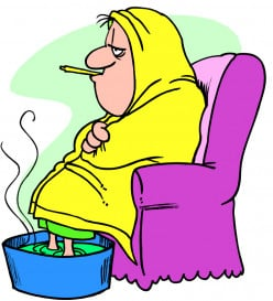 The Common Cold, Influenza and SARS how to boost immunity and relieve symptoms.