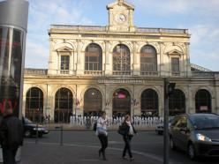 Lille-Flanders station frontage