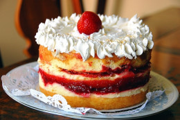 Strawberry Stack Cake Is So Delicious and easy to make.