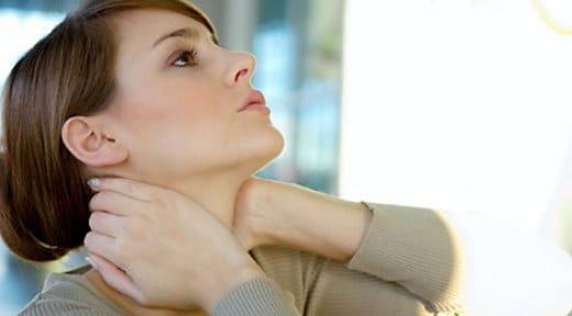 Neck pain can be stress-related or physical. In my case it was both.