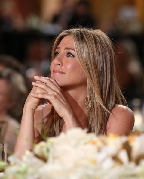 Jennifer Aniston being just awesome as she is so good at.