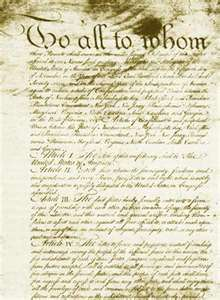 ARTICLES OF CONFEDERATION - A FRAMEWORK FOR A uNITED STATES OF AMERICA