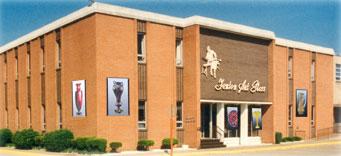 Fenton Factory Gift Shop, Williamstown, West Virginia