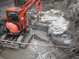 Hazardous site remediation is just one form of environmental work.
