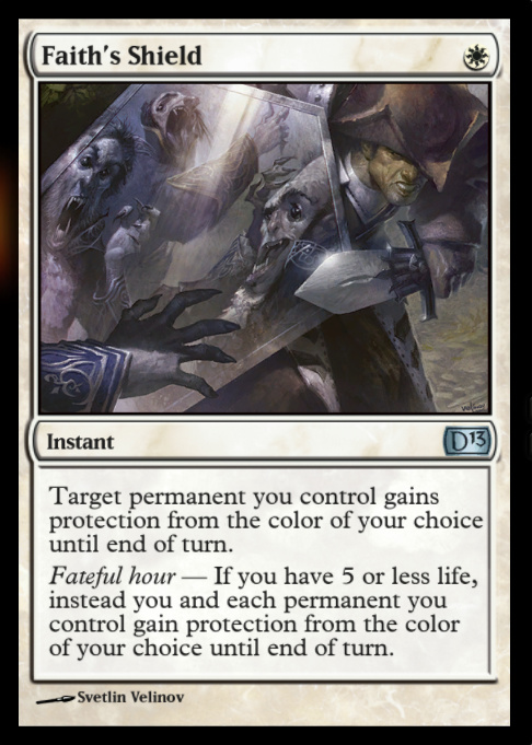 Protection from Colors is one of the most underrated skills in the game.