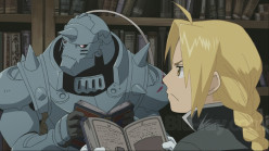 Anime Reviews: Fullmetal Alchemist: Brotherhood