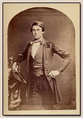 Hubert Howe Bancroft In His Younger Years