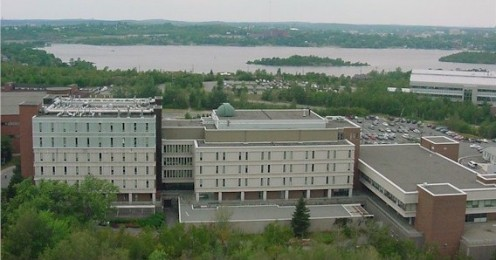 Laurentian University Science Buildings