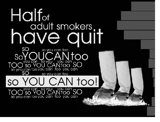 Sticking to it