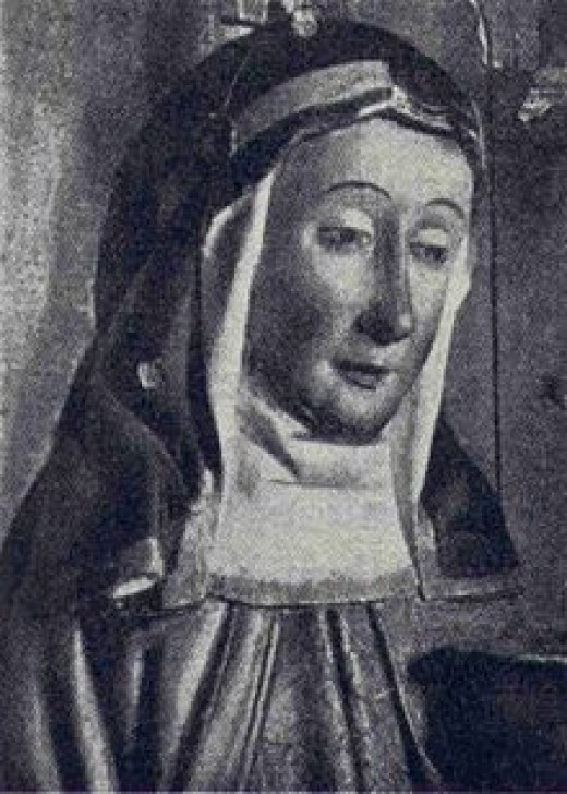 St. Catherine of Vadstena