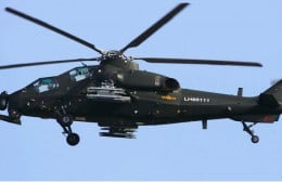 The Chinese Z-10