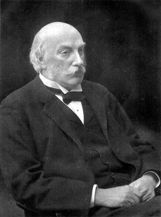 John William Strutt, 3rd Baron of Rayleigh
