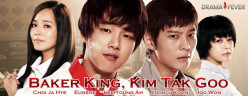 Korean Drama - Baking King, Kim Takgu