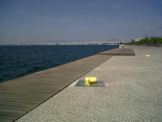 Thessaloniki Esplanade
