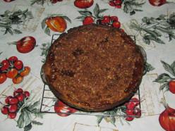 Fantastic Apple Crisp Pie