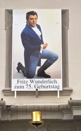 Fritz Wunderlich Poster