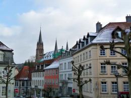 Kusel, Germany - Birhplace of Fritz Wunderlich