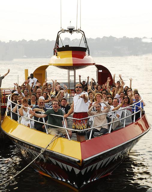 Long Boat Rides.