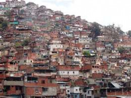 Shanty Town-Developing Country