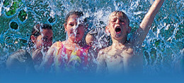 Located in the heart of the city of Raging Waters Sacramento  this park features more than 25 exhilarating water attractions.