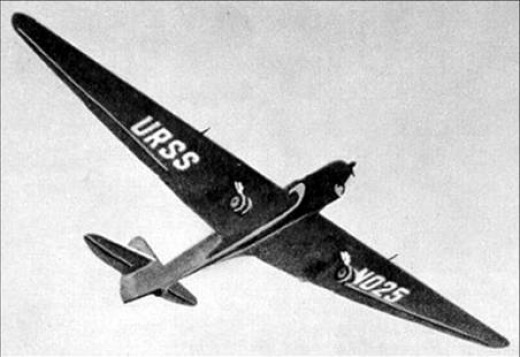 ANT-25 from a public domain