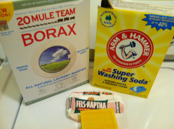 How to Make Homemade, Laundry Detergent (Liquid)