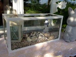 creative ideas from old aquariums interior design ideas