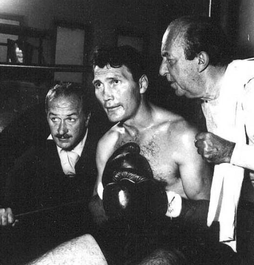 Keenan Wynn, Jack Palance and Ed Wynn