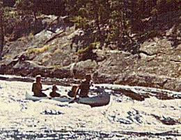 Quetico whitewater.