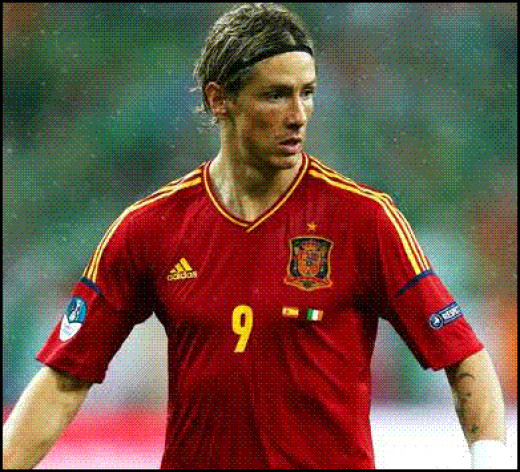 Torres Golden Boot Winner