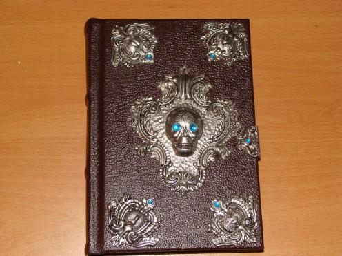 Replica of the original 7 handcrafted books.