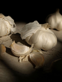Repeat after me:  Garlic is your friend.  Garlic is your friend.