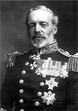 Sir Christopher Cradock, a war casualty