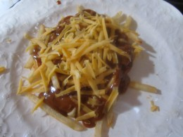 Chili Cheese Fries--one of my favorite dishes!