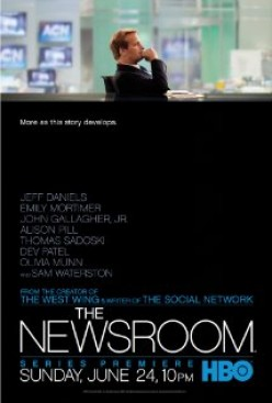 HBO's The Newsroom : Rewriting the Narrative