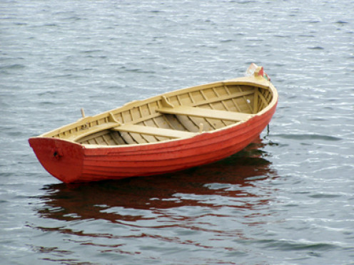 Life is a boat ride across the river of worldly existence. The Divine name is akin to the knowledge of swimming.