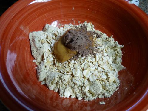 Add Chocolate Stevia Sweetener,